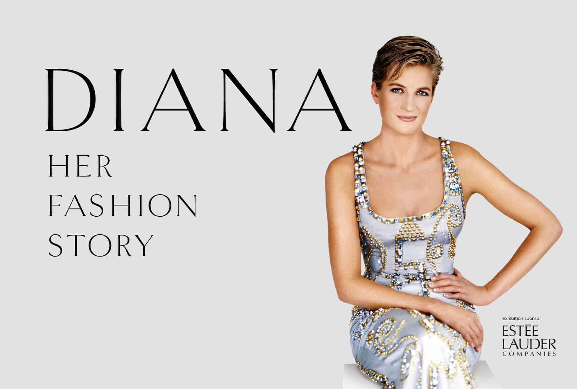HRP Diana Her Fashion Story